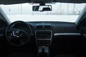 Подержанный автомобиль Skoda Octavia, отличное состояние, 2013 года выпуска, цена 700 000 руб., Магнитогорск