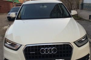 Подержанный автомобиль Audi Q3, хорошее состояние, 2012 года выпуска, цена 1 135 000 руб., Ростов-на-Дону