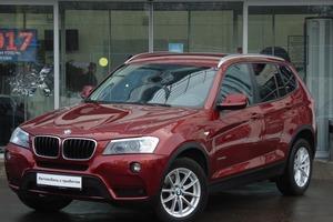 Авто BMW X3, 2014 года выпуска, цена 1 414 000 руб., Москва