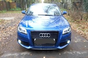 Подержанный автомобиль Audi A3, отличное состояние, 2008 года выпуска, цена 560 000 руб., с/п. Лесной Городок