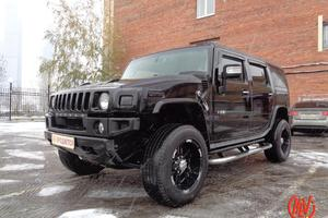 Авто Hummer H2, 2008 года выпуска, цена 1 940 000 руб., Москва