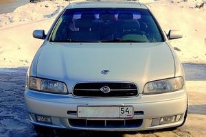 Автомобиль Samsung SM5, хорошее состояние, 2002 года выпуска, цена 250 000 руб., Новосибирск