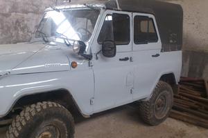 Подержанный автомобиль УАЗ 469, хорошее состояние, 1984 года выпуска, цена 160 000 руб., Челябинск