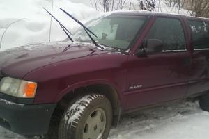 Автомобиль Chevrolet Blazer, среднее состояние, 1997 года выпуска, цена 130 000 руб., Томск
