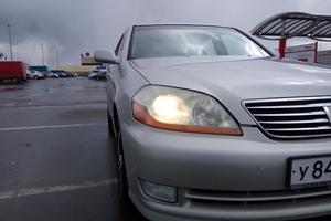 Автомобиль Toyota Mark II, хорошее состояние, 2004 года выпуска, цена 350 000 руб., Санкт-Петербург