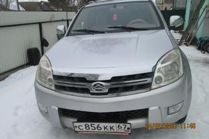 Подержанный автомобиль Great Wall H3, хорошее состояние, 2008 года выпуска, цена 290 000 руб., Сафоново