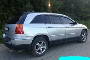 Автомобиль Chrysler Pacifica, хорошее состояние, 2003 года выпуска, цена 510 000 руб., Свердловская область
