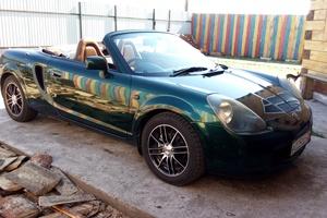 Автомобиль Toyota MR-S, отличное состояние, 2001 года выпуска, цена 415 000 руб., Иркутск