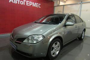 Авто Nissan Primera, 2004 года выпуска, цена 309 000 руб., Москва
