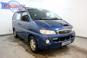 Авто Hyundai H-1, 2007 года выпуска, цена 374 500 руб., Санкт-Петербург