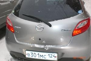 Автомобиль Mazda Demio, отличное состояние, 2010 года выпуска, цена 410 000 руб., Красноярск