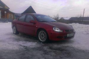 Автомобиль Dodge Neon, среднее состояние, 2000 года выпуска, цена 130 000 руб., Екатеринбург