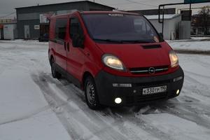 Автомобиль Opel Vivaro, хорошее состояние, 2001 года выпуска, цена 360 000 руб., Воронеж