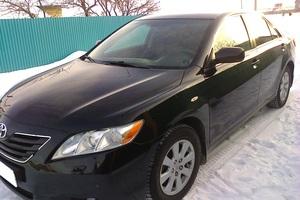 Подержанный автомобиль Toyota Camry, хорошее состояние, 2007 года выпуска, цена 630 000 руб., Магнитогорск