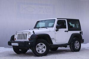 Авто Jeep Wrangler, 2013 года выпуска, цена 1 899 600 руб., Москва