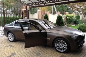 Автомобиль BMW 7 серия, отличное состояние, 2010 года выпуска, цена 3 100 000 руб., Краснодар