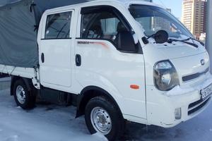 Автомобиль Kia Bongo, хорошее состояние, 2014 года выпуска, цена 800 000 руб., Тюмень