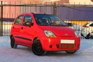 Подержанный автомобиль Chevrolet Aveo, отличное состояние, 2008 года выпуска, цена 219 000 руб., Челябинск
