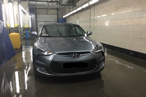 Автомобиль Hyundai Veloster, отличное состояние, 2012 года выпуска, цена 700 000 руб., Москва