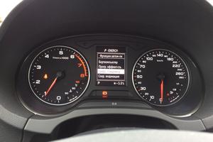 Подержанный автомобиль Audi A3, отличное состояние, 2014 года выпуска, цена 1 170 000 руб., Краснодар