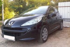 Автомобиль Peugeot 207, хорошее состояние, 2008 года выпуска, цена 285 000 руб., Гагарин