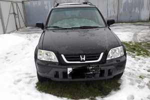 Подержанный автомобиль Honda CR-V, хорошее состояние, 1998 года выпуска, цена 310 000 руб., Московская область