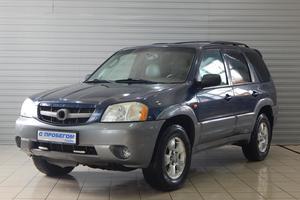 Авто Mazda Tribute, 2002 года выпуска, цена 325 000 руб., Москва