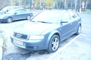 Автомобиль Audi A4, хорошее состояние, 2002 года выпуска, цена 350 000 руб., Ногинск