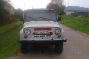 Автомобиль УАЗ 3151, отличное состояние, 2002 года выпуска, цена 130 000 руб., Руза