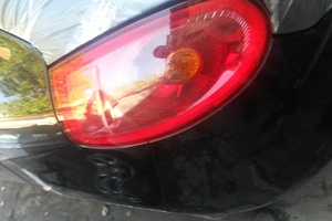 Автомобиль Fiat Bravo, битый состояние, 2008 года выпуска, цена 150 000 руб., Москва