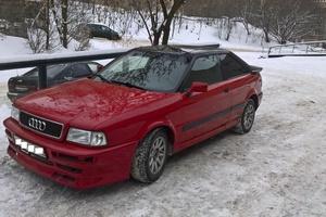 Автомобиль Audi 80, хорошее состояние, 1993 года выпуска, цена 130 000 руб., Лыткарино