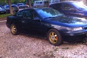 Подержанный автомобиль Opel Calibra, хорошее состояние, 1994 года выпуска, цена 200 000 руб., Нижнекамск