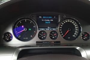 Автомобиль Volkswagen Phaeton, хорошее состояние, 2010 года выпуска, цена 1 600 000 руб., Москва