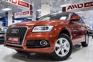 Подержанный автомобиль Audi Q5, отличное состояние, 2013 года выпуска, цена 1 779 000 руб., Москва