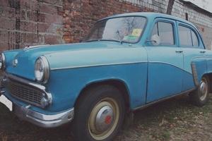 Автомобиль Москвич 402, хорошее состояние, 1956 года выпуска, цена 55 000 руб., Новозыбков