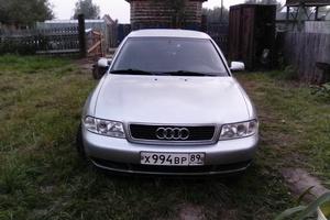 Автомобиль Audi A4, среднее состояние, 1997 года выпуска, цена 170 000 руб., Сургут