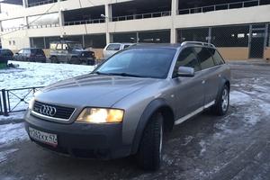 Автомобиль Audi Allroad, хорошее состояние, 2001 года выпуска, цена 380 000 руб., Санкт-Петербург