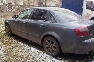Подержанный автомобиль Audi A4, среднее состояние, 2004 года выпуска, цена 310 000 руб., Магнитогорск