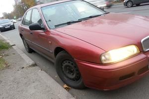 Автомобиль Rover 600 Series, отличное состояние, 1994 года выпуска, цена 150 000 руб., Санкт-Петербург