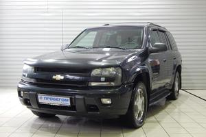 Авто Chevrolet TrailBlazer, 2008 года выпуска, цена 548 000 руб., Москва