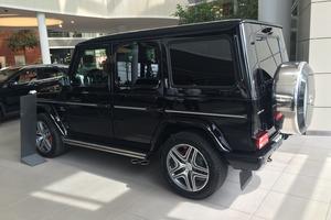 Авто Mercedes-Benz G-Класс, 2016 года выпуска, цена 12 340 537 руб., Краснодар