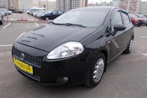 Авто Fiat Punto, 2007 года выпуска, цена 233 000 руб., Воронеж
