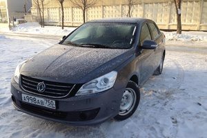 Авто DongFeng S30, 2014 года выпуска, цена 480 000 руб., Москва