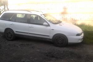 Автомобиль Fiat Marea, среднее состояние, 1998 года выпуска, цена 100 000 руб., Липецк