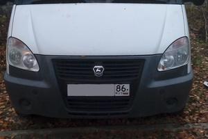 Подержанный автомобиль ГАЗ Газель, хорошее состояние, 2011 года выпуска, цена 299 000 руб., Урай