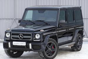Авто Mercedes-Benz G-Класс, 2014 года выпуска, цена 7 150 000 руб., Москва