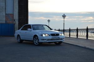 Автомобиль Toyota Cresta, среднее состояние, 1998 года выпуска, цена 245 000 руб., Астрахань
