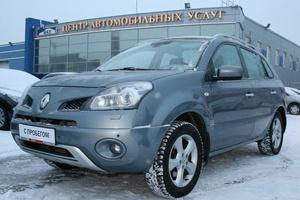 Авто Renault Koleos, 2009 года выпуска, цена 599 000 руб., Санкт-Петербург