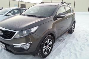Подержанный автомобиль Kia Sportage, хорошее состояние, 2014 года выпуска, цена 1 100 000 руб., Подольск