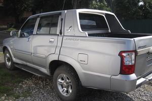 Автомобиль SsangYong Musso, отличное состояние, 2004 года выпуска, цена 335 000 руб., Новосибирск
